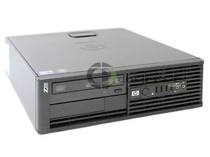 HP Z200 SFF Workstation/ Computer Intel Pentium G6950 2.8GHz 8GB 1TB  HDD Win10