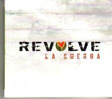 (DF923) La Sherga, Revolve - 2011 DJ CD