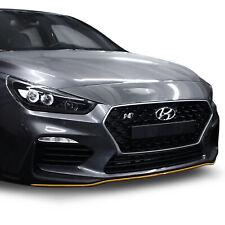 Alerón de Espada Hyundai I30N Oro Spoiler Delantero Lámina Accesorio Tuning D017