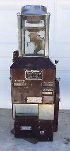 Johnson Fare Box Bus Trolley Street Car Coin Token Machine