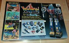 Vintage Vehicle Voltron Warren 3-D Jigsaw Stand Up Puzzle