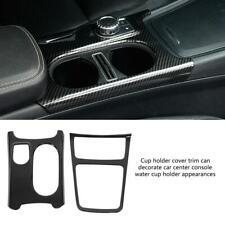 Cup Holder Center Storage Box Trim for Mercedes Benz A/GLA/CLA Class W176 C117