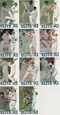 Cricket Elite XI Full Set (11) 1994 Series