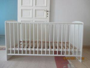 kinderbett 70x140 mit matratze