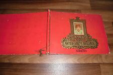 SAMMELBILDER-ALBUM -- SALEM GOLD-FILM-BILDER # 2 // Yenidze Cigaretten ca 1930er