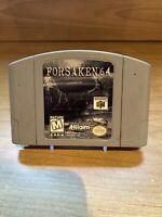 Forsaken 64 (Nintendo 64, 1998)