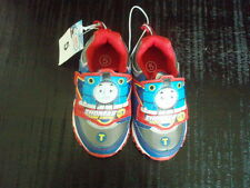 Thomas the Tank Engine Infant/Toddler Boys/Girls Light Up Sneakers Shoes ~ NEW