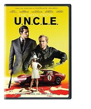 The Man From U.N.C.L.E. BRAND NEW SEALED DVD FREE SHIPPING HENRY CAVILL
