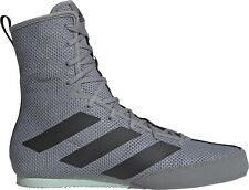adidas Box Hog 3 Mens Boxing Shoes - Grey
