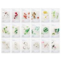[INNISFREE] My Real Squeeze Mask 18Types * 1/3/5/10 sheets - 20ml