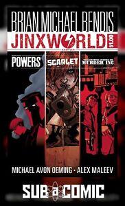 JINXWORLD SAMPLER #1 (DC 2018 1st Print) COMIC