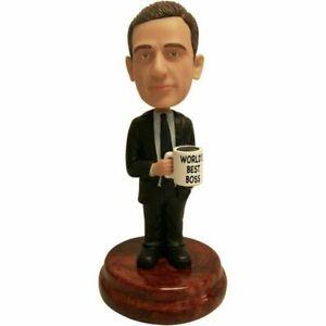 Brand new office: Michael Scott shaking head doll original box