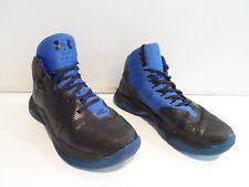 Under Armour Curry 2.5 Boy's Shoes Size 6Y Black Blue 6 GS EU 38.5 1274062-002