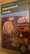 Surfacing by Margaret Atwood 1979 UK Virago PB 1st edition - VGC