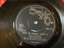 Eddie Kendricks – Keep On Truckin'1973 UK PRESSING VG/VG