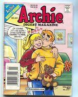 Archie Digest Magazine Library 201 2003 FN Betty Teddy Bear