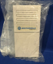 Nos Motorola Director I Pager White Housing Refurb New Nhn6276A