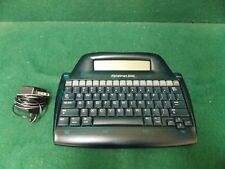 AlphaSmart 3000 Portable Laptop Keyboard Word Processor with Charging Adapter