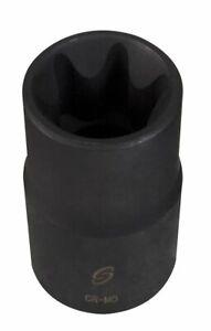 "Sunex 3/8"" 1/2"" Drive IMPACT External Star Torx Sockets NEW Tools You Pick"
