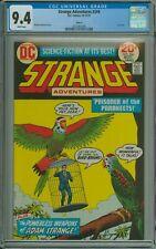 STRANGE ADVENTURES #244 CGC 9.4 WP FEW HIGHER GRADE CIRCLE 8 NEW CASE DC COMICS