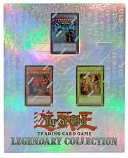 Yu-Gi-Oh 10th Anniversary Legendary Collection #1 Binder Edition Rare Cards