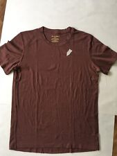 Olivers Apparel Mens Convoy T Shirt Burnt Red Sz S (new Other)