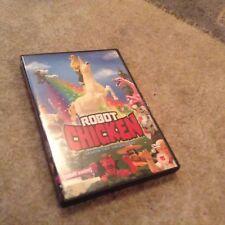 Robot Chicken Season / Series 2 (uncensored DVD, 2009, 2-Disc Set)