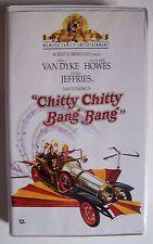 Chitty Chitty Bang Bang MGM FAMILY ENTERTAINMENT VIDEO VHS Clamshell