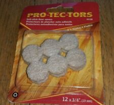Pro Tec Tors Protectors Self Stick Floor Savers Furniture Chair Protection Pads