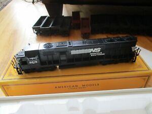 American Models NS SD-60 diesel (7/20/21) Scale/DC