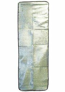 Camping Sleeping Mattress Thermal Liner Insulated Foil EVA Foam Outdoor Mat