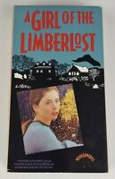 A Girl of the Limberlost VHS Feature Films For Families Movie (1990)