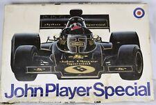 Entex John Player Special—1/8 Scale—READ DESCRIPTION