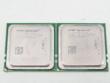 Lot of 2 AMD Opteron 2356 2.3GHz Quad-Core (OS2356WAL4BGH) Processor