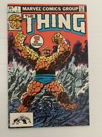 The Thing #1  (Jul 1983, Marvel) 8.5 VF+ 1st SOLO SERIES John Byrne
