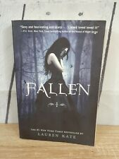 Fallen by Lauren Kate (Paperback) - Very Good Condition Free Shipping include