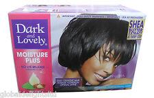 Dark and Lovely  No Lye Hair Straightener Relaxer Kit (Regular).