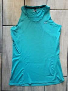 Under Armour Heat Gear Turquoise Tank Top