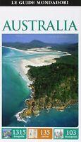 Australia - Le guide Mondadori; libro nuovo
