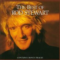 Rod Stewart Best of (16 tracks, 1989) [CD]
