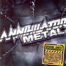 ANNIHILATOR - METAL [PA] (NEW CD)