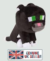 Minecraft TUXEDO CAT Soft Toy plush *NEW* UK SELLER