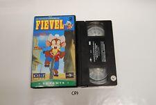 CA3 K7 VIDEO VHS LES AVENTURES DE FIEVEL 2