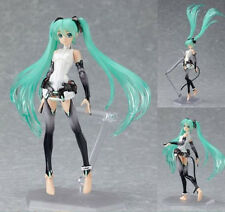 "Hatsune Miku Append Ver. 6""/15cm PVC Anime Action Figure Toy Gift Figma #100"