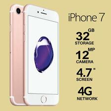 Nuovo Apple iPhone 7 32GB Rose Gold Rosa Oro Garanzia 12 Mesi Sigillato IT Top