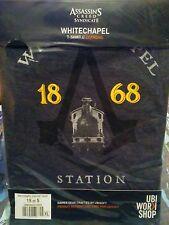 Ubisoft Assassin's Creed Syndicate White Chapel grey shirt XL extra large