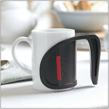 Briggs Healthcare Vivi Duo Handle Red, A Strong Grip For Your Next Cup Of Coffee