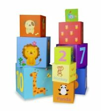Classic World Children's Stacking Cubes