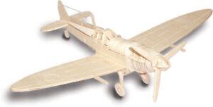 Spitfire     QUAY Woodcraft Construction Kit FSC