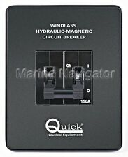 QUICK Hydraulic Magnetic Circuit Breaker Switch for Anchor Windlass 200A